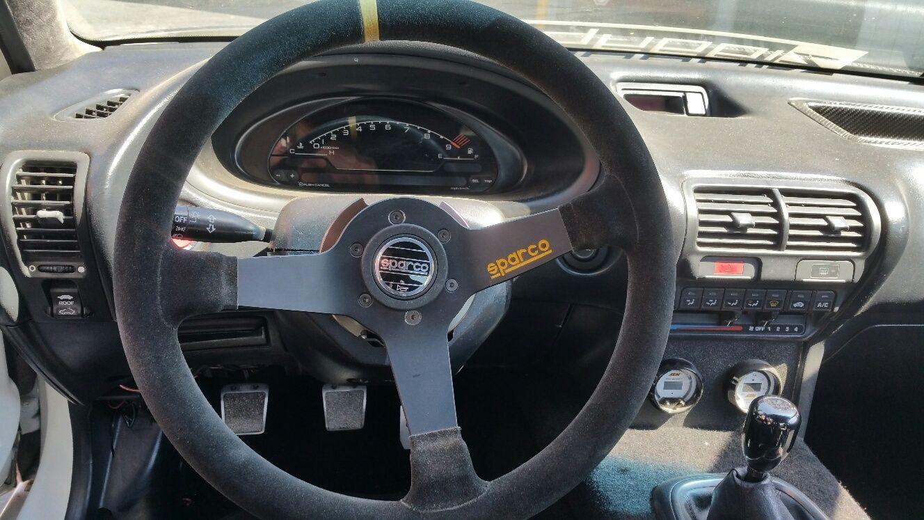 Acura Integra Rwd F20c Turbo Ultime