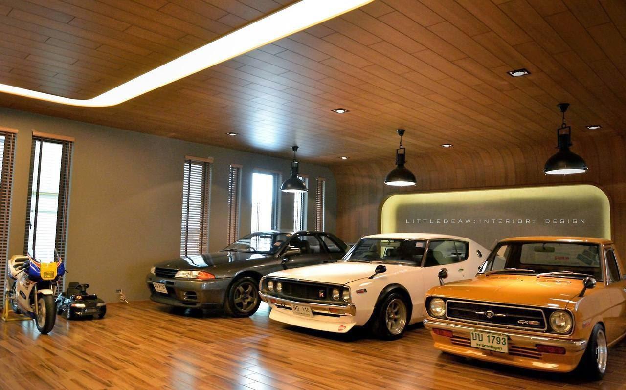Jdm Dream Garage Retro House Bagna Ultime