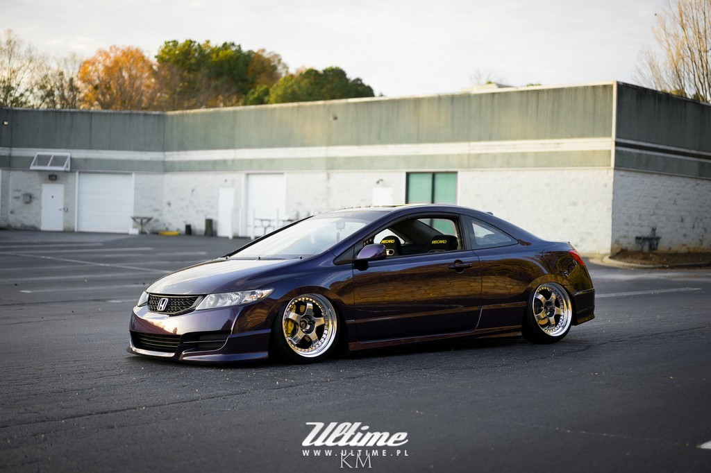 Honda Civic 5 Coupe Tuning