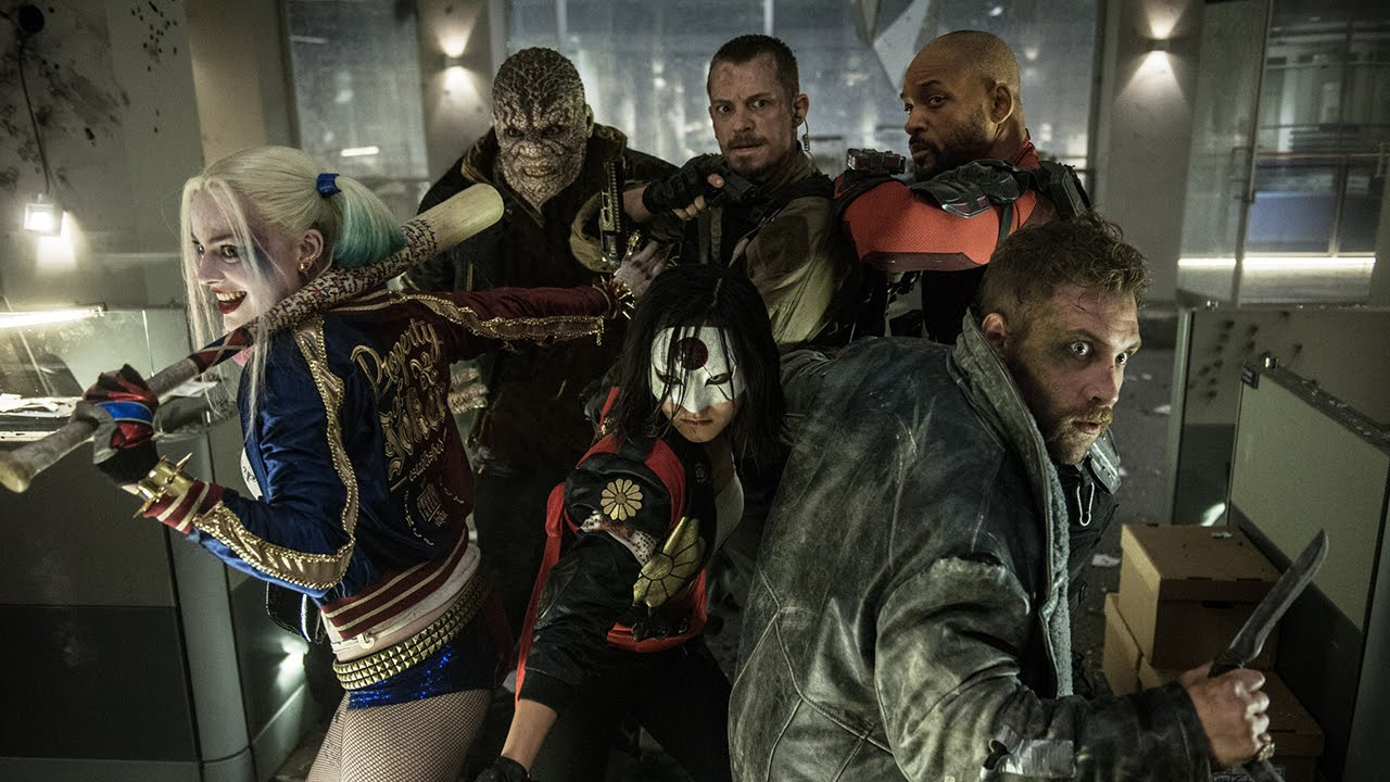 Suicide Squad – Trailer
