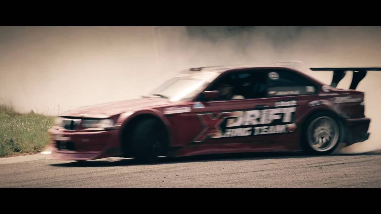 Colway Tires Drift Open / Trailer