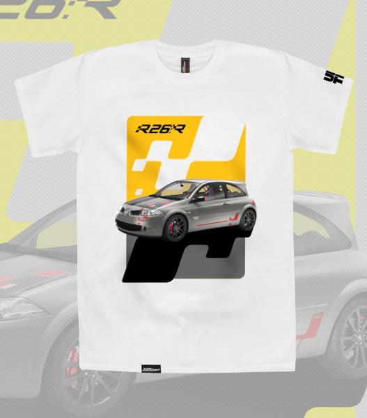 Koszulka Renault Megane R26.R