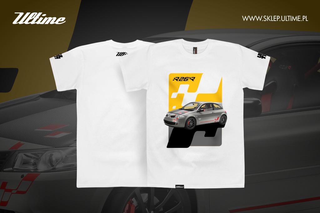 Koszulka Renault Megane R26.R RS