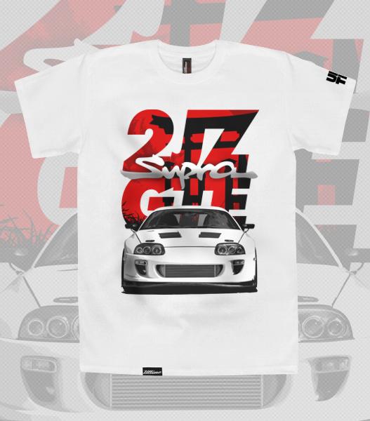 Koszulka Toyota Supra 2jz gte