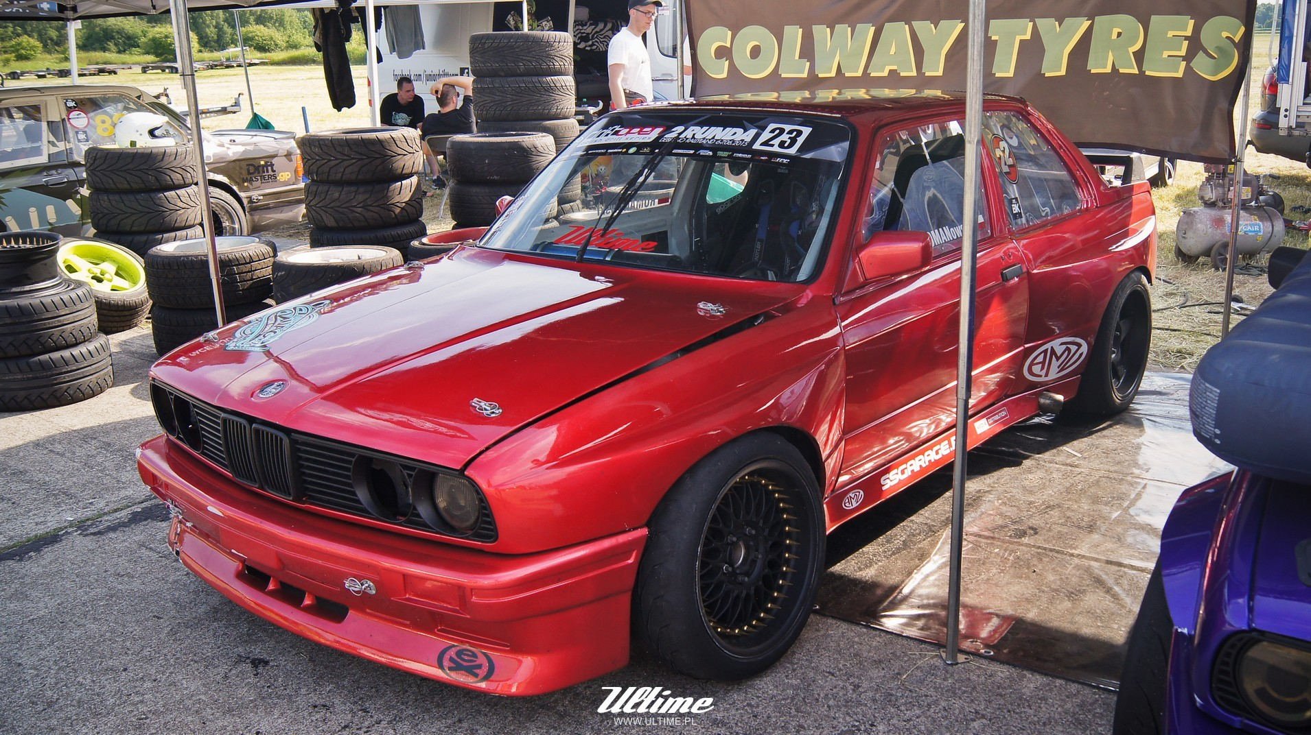 drifting romanowski bmw e30