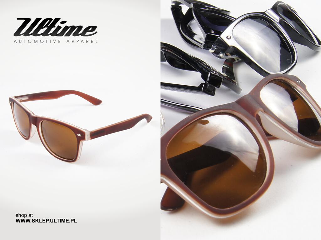 Okulary przeciwsłoneczne a'la rayban wayfarer