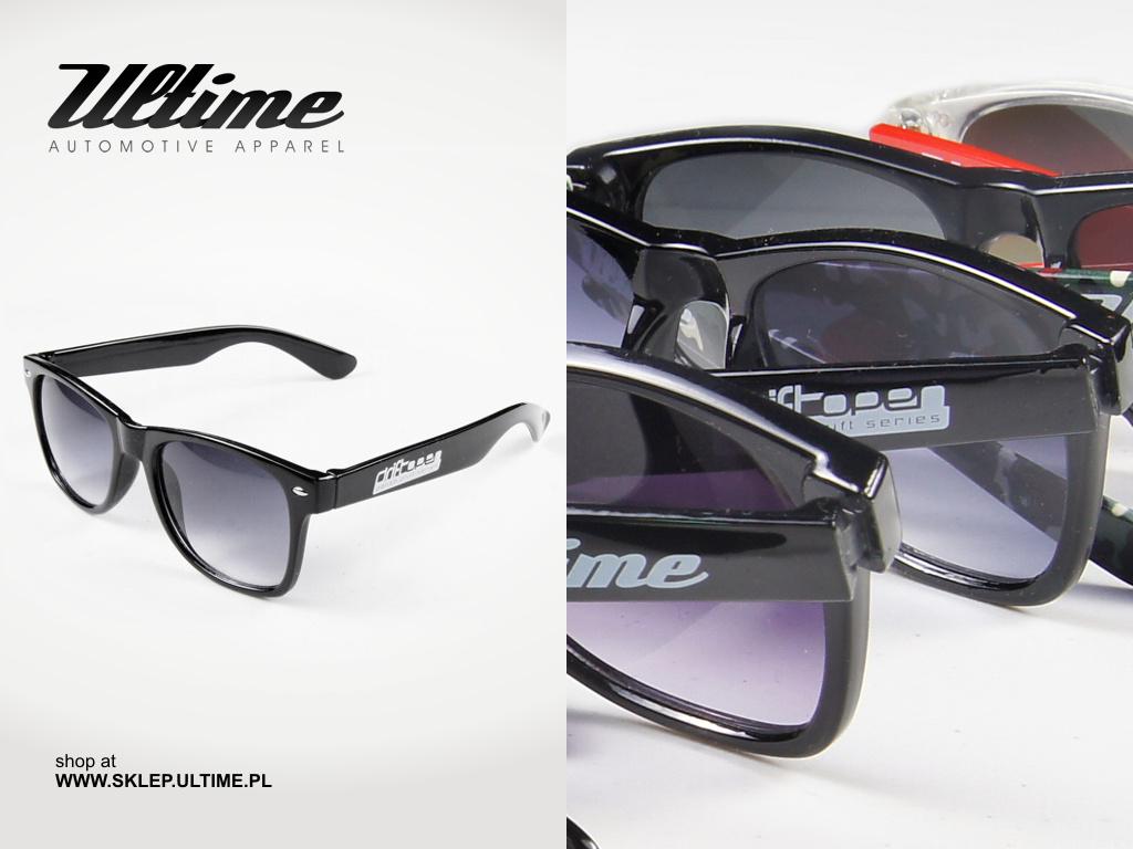 Okulary Ultime przeciwsłoneczne a'la wayfarer