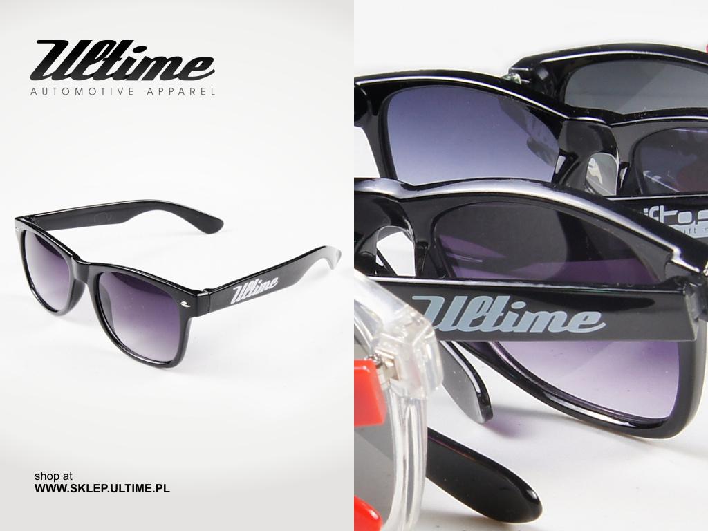 Ultime Okulary przeciwsłoneczne klasyczne czarne