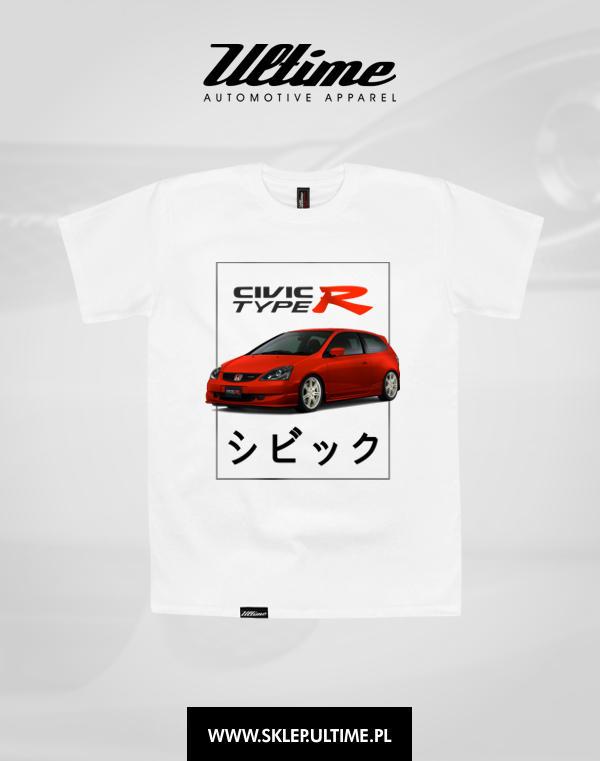 koszulka honda civic type r ep3 a