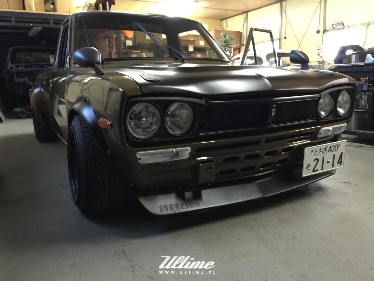 Hakosuka Datsun 620 - Skyline 2000GT-1