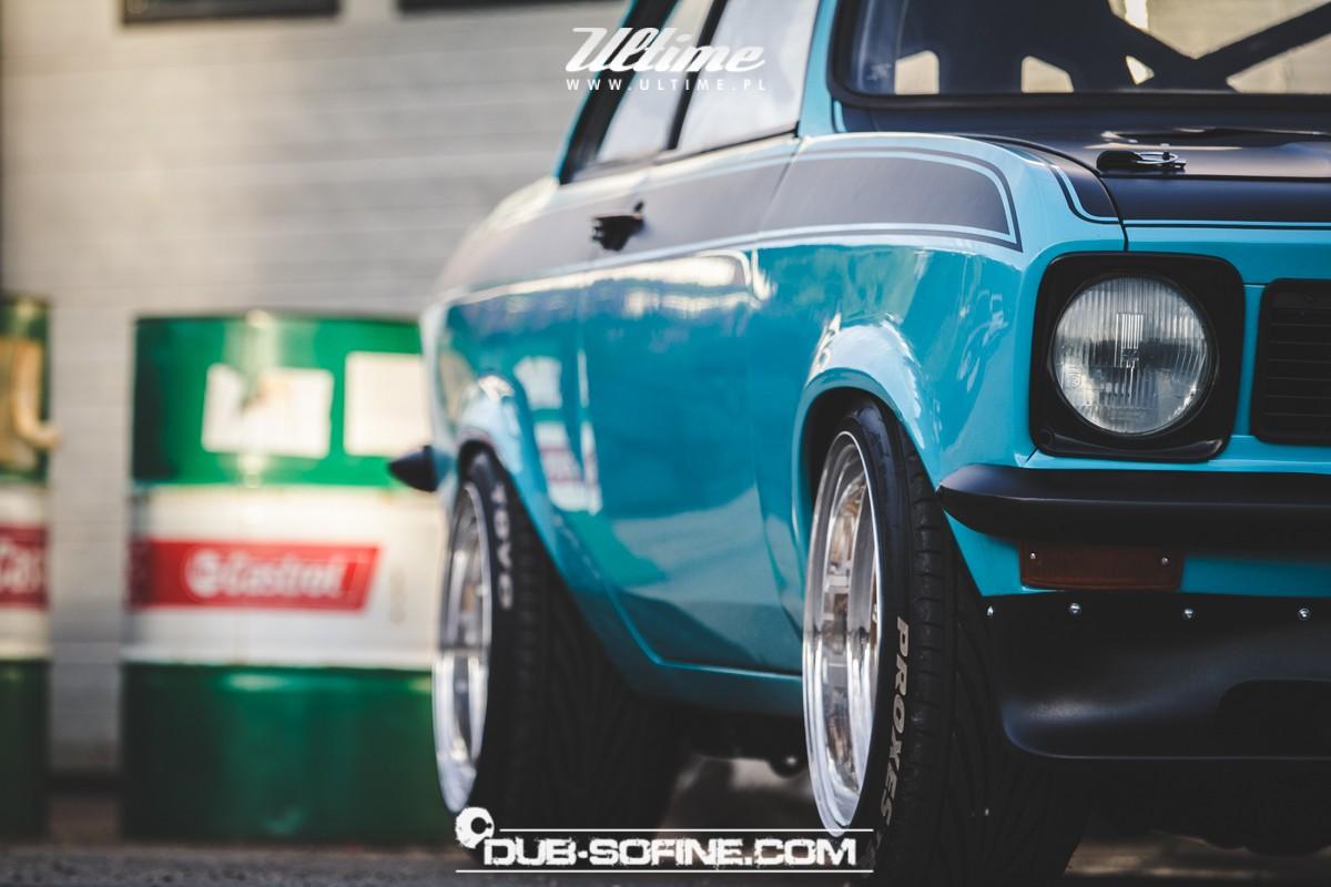 Opel Ascona A tuning