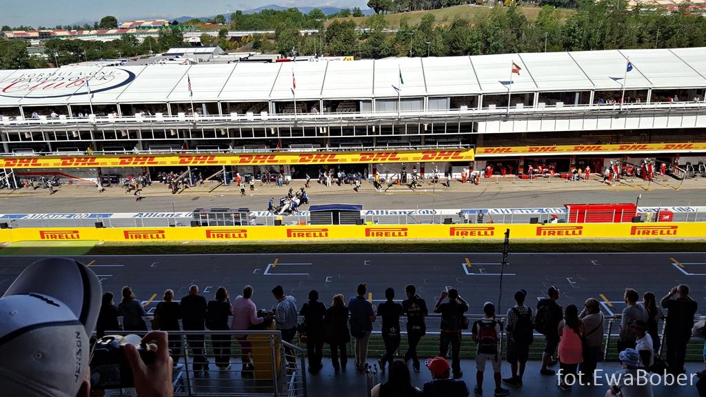 Circuit de Catalunya Barcelona
