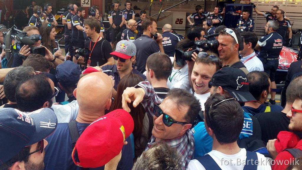 Carlos Sainz Jr/Toro Rosso