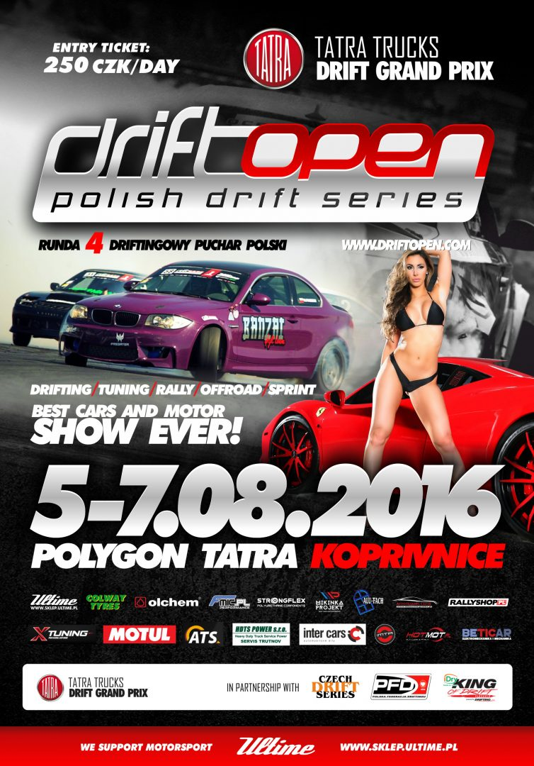 Tatra Grand Prix 2016