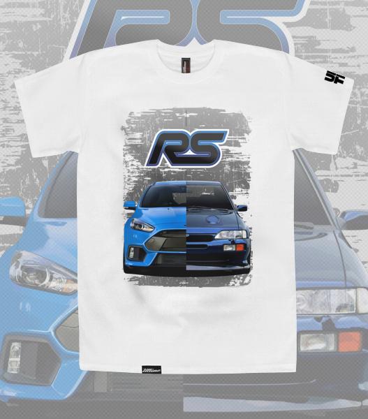 koszulka ford RS - escort rs focus rs