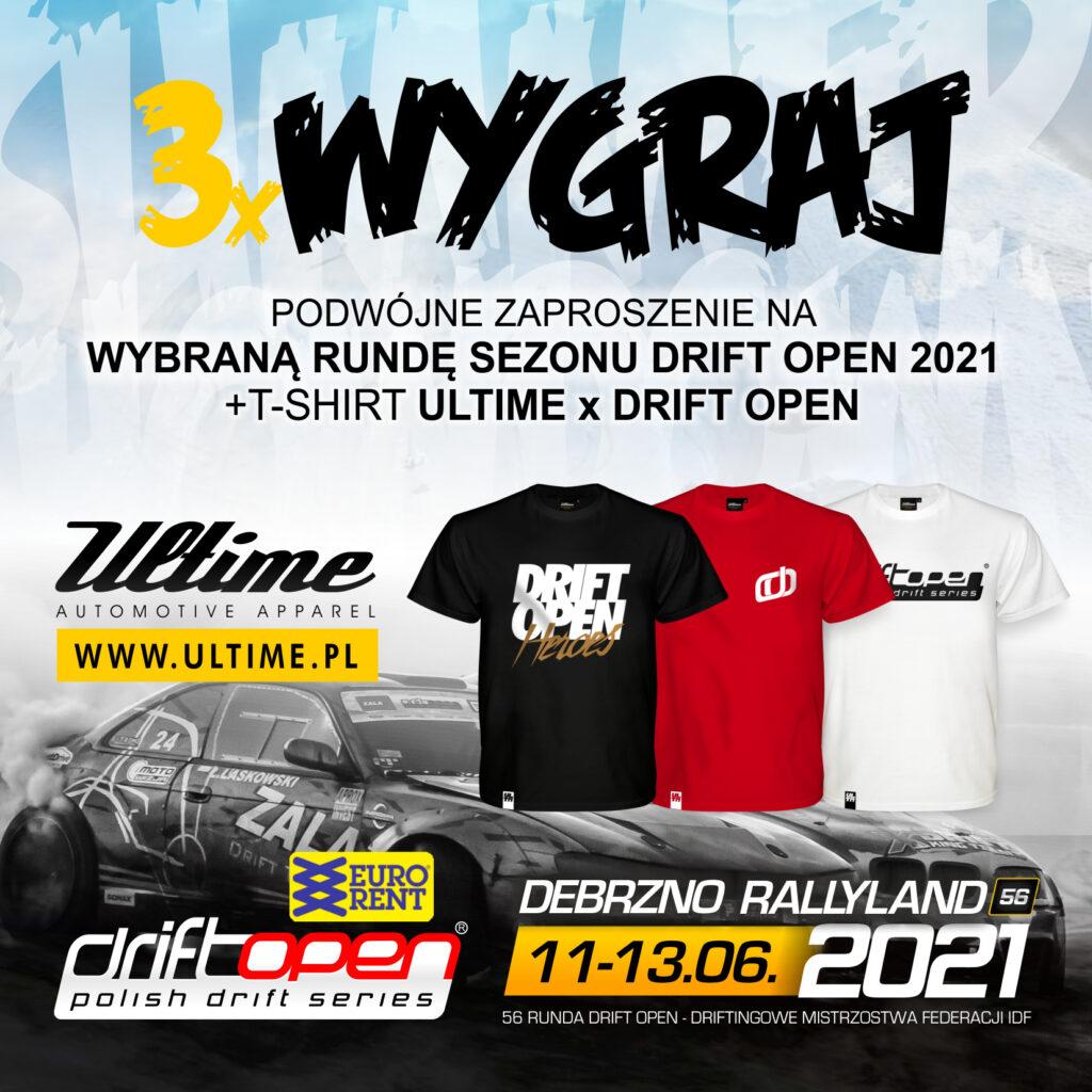 Konkurs Ultime Drift Open 56