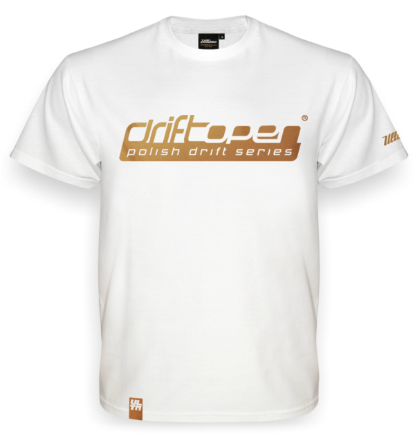 Koszulka Drift Open Gold