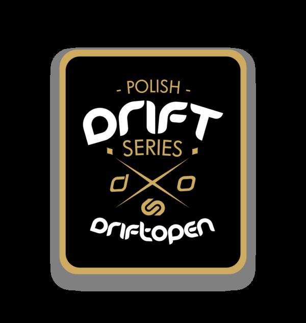 Naklejka Drift Open Badge