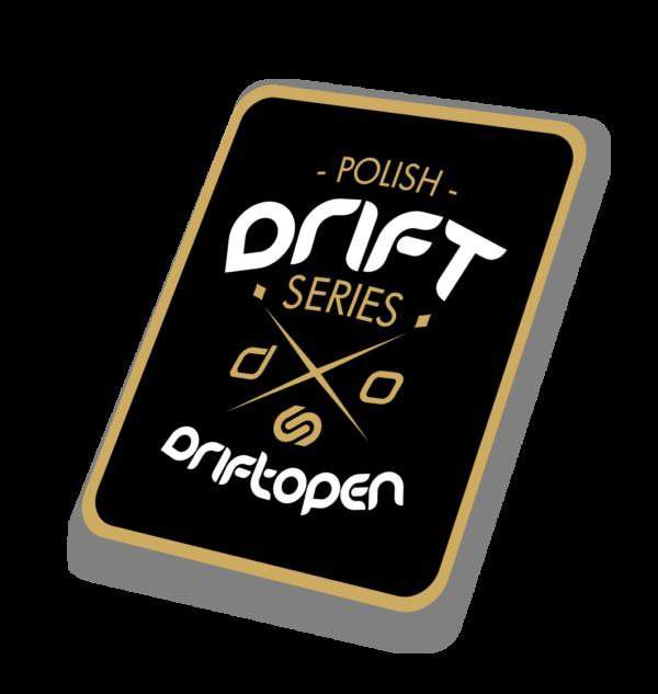 Sticker Drift Open Badge