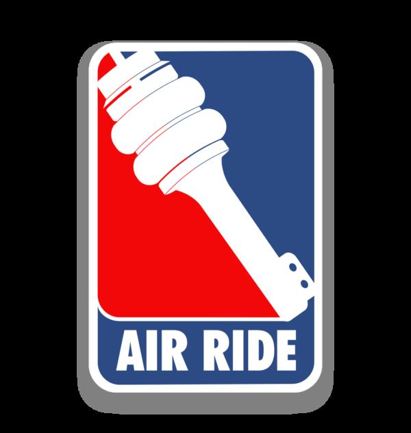 Naklejka Air Ride