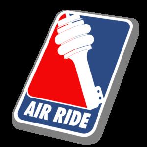 Sticker Air Ride