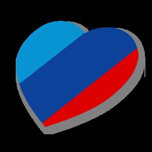 Sticker M Love
