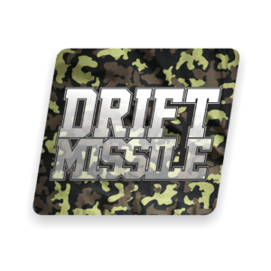 Naklejka Drift Missile