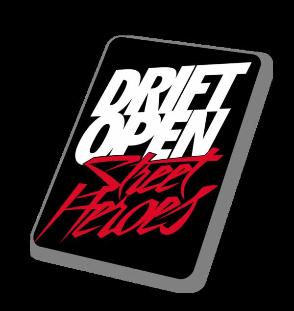 Sticker Drift Open Street Heroes