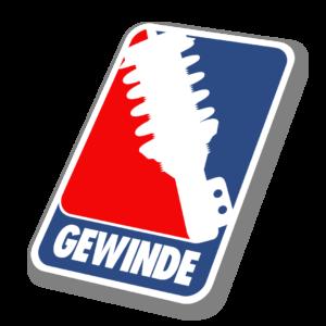 Sticker Gwint (Gewinde)