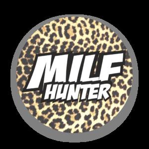 NAKLEJKA MILF HUNTER