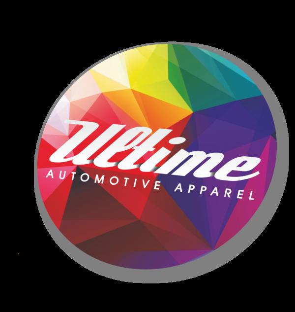 Sticker Ultime Automotive Apparel 01