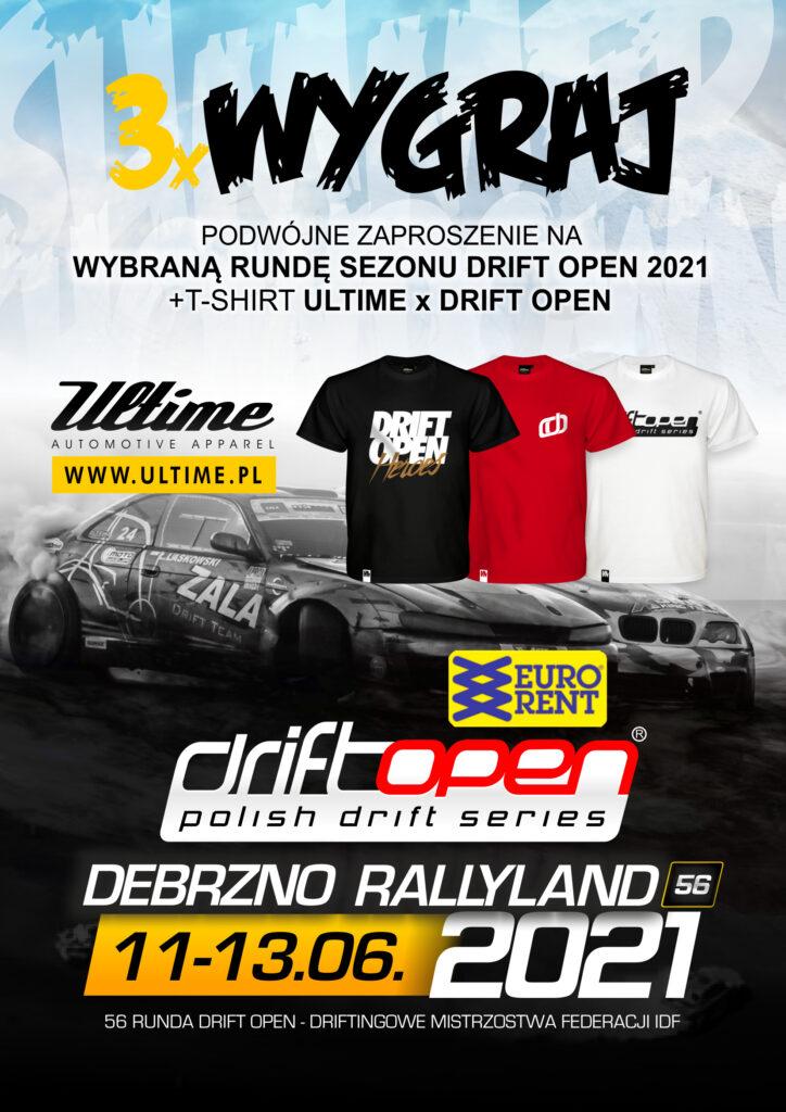 Konkurs Ultime X Drift Open 56