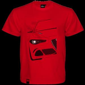 T-shirt Alfa Romeo Giulia Quadrifoglio