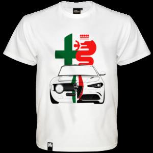 Koszulka Alfa Romeo Giulia History