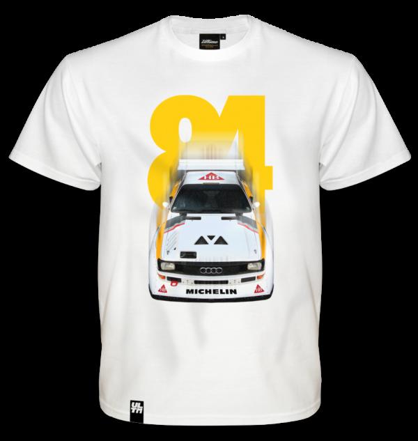 Koszulka t-shirt Audi Quattro