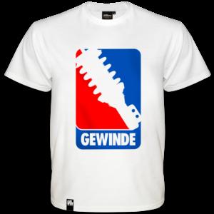 Koszulka Gewinde Gwint