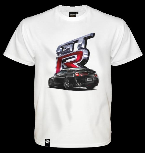 Koszulka Nissan GT-R R35 Tribute