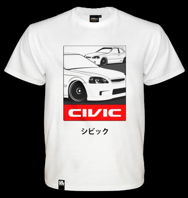 Koszulka Honda Civic 6