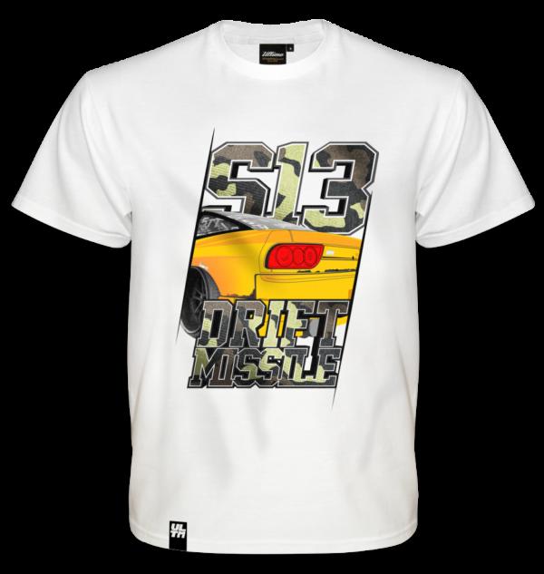 Koszulka Nissan S13 Drift Missile