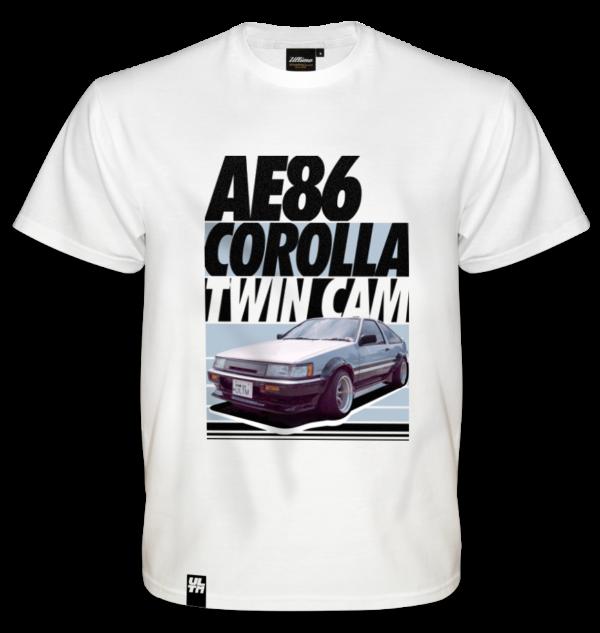 Koszulka Toyota AE86 Levin