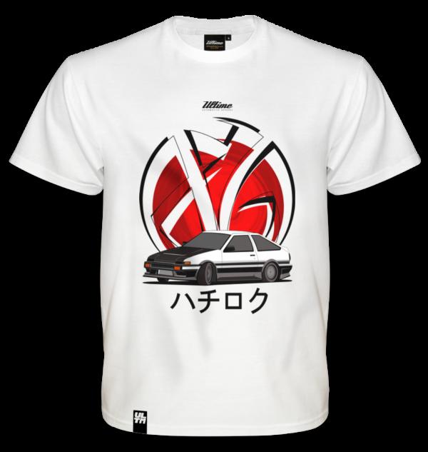 Koszulka Toyota AE86 Trueno T-shirt