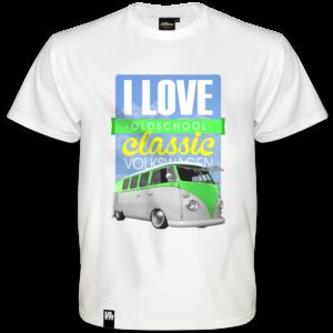 Koszulka Volkswagen T1 Bulli VW T-shirt