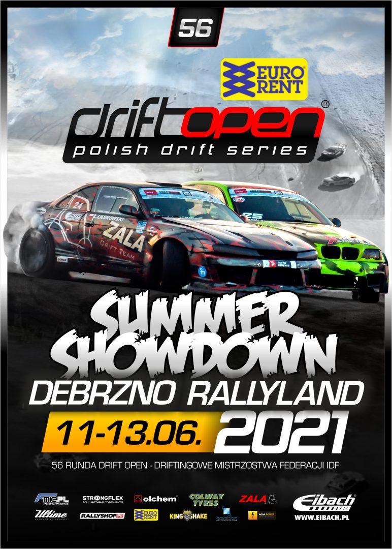 Drift Open Debrzno