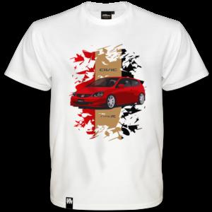 Koszulka Honda Civic Type R EP3