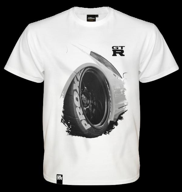 koszulka Nissan GT-R R35