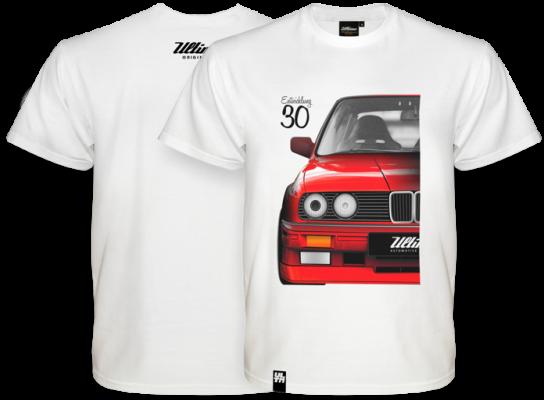Promocja koszulka bmw e30